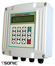 Digital Wall mounted Ultrasonic flow meter water