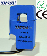 100A/50mA 13mmx13mm Split core current transformer YHDC