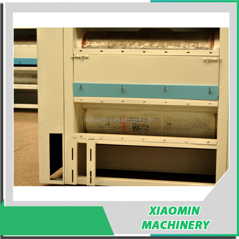 how to clean cotton machine