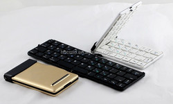 Best Selling Products 2014 Super Thin Foldable Wireless Bluetooth Keyboard