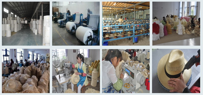 China high quality hat manufacturer farmers paper straw hat
