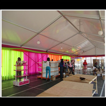 1000 people tent 20x30m Two-Story Tent for Wedding, Party and Exhibition