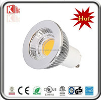 5w 450lm Profile Aluminum cob led gu10 bulb ETL 4003956