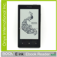 Boox E43 eink smart phone most popular europe product 4.3 inch Android 2.3