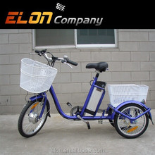 2015 new 3 wheel electric tricycle with max loading ebike