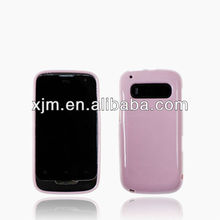 2013 Jelly Series Mobile Phone Bumper Cases For TCL A966