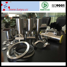 stainless steel pipe and pipe fitting