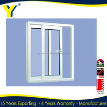 Thermal Break Two Track Sliding Aluminum Windows Window and Doors from YY construction