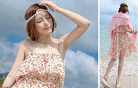 2015 Hot Natural Hair Band Shell Hair Headband, DIY Chinese Hair Accessories for WomenX8-H062