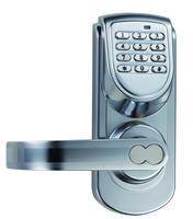 Wisdom digital keypad lock with code