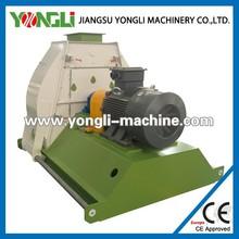 CE producer wood crusher tree branch crusher machine
