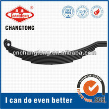 Off Road Leaf Springs For Mining Industry