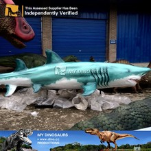 MY Dino-J26 Marine animal figure animatronic shark
