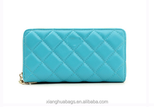 2015 fashionable simple but retro women clutch wallets