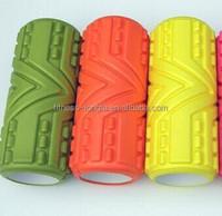 Exercise Yoga Fitness Point Grid EVA High Density Foam Roller