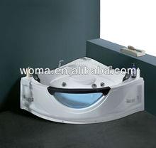 Q319 esquina burbuja de aire bañera