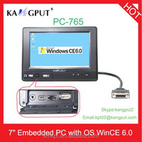 7 inch Embedded All In One PC with OS WinCE 6.0(PC-765)