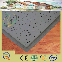 Ceiling Material System Price / Mineral Fiber Ceiling Tile