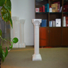 decorative garden wedding plastic pillars columns for sale
