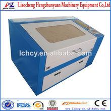 máquina de láser para cortar placas/acrílico cortadora del grabado del laser