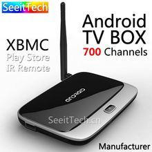 factory customization xbmc android tv dual core wifi tv smart box