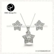 sweetie bracelet pendant set