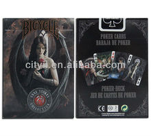 Bicycle Brand Poker Playing Cards - ANNE STOKES