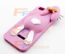Best Quality Products Mobile Phone Accessory, Wholesale Moible Phone Cover , Phone Case Rabbit Soft Cover Cartoon Case