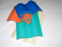 pvc panel, trapezoid roof insulated sheet