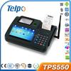 Telpo wireless hypercom pos terminal pos device TPS550