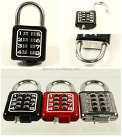 2015 Hot Sale Mechanical Combination Lock For Safe