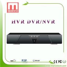 [Marvio HVR&DVR Series] best selling cctv camera 8 channel dvr h 264 network dvr setup with high quality