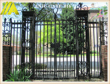 history quality-assured single garden arches with gates