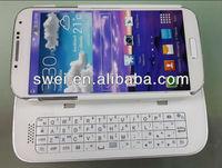 Bluetooth 3.0 Wireless Keyboard + Detachable Case For Samsung Galaxy S4 i9500