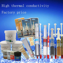 The thermal paste manufacturer CPU thermal grease