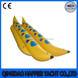 Hot sale Made in China inflatable water games flyfish banana boat fly fish