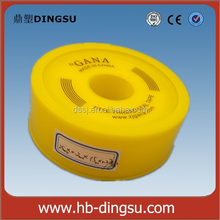 19mm high quality 100% ptfe thread seal tape sell well in Egypt market used for water or gas pipe