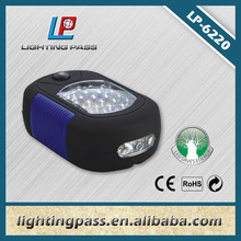 24+3LED Work Light with hook and magnet