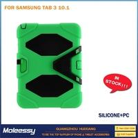 High-end promotional gift fresh design tablet case for samsung tab 3 p5200