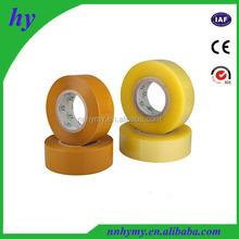 2015 China alibaba hot sale adhesive bopp packaging tape free sample