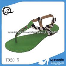 sandalia de la mujer modelo de sandalia 2014