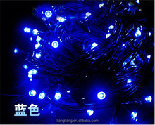 manufacture 10M 8function decoration led christmas string light
