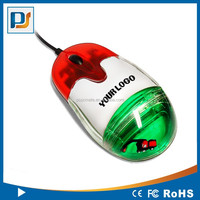 2015 fancy computer accessory liquid mouse usb mouse opitical mouse