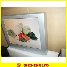 10 inch advertising LCD monitor with motion senser