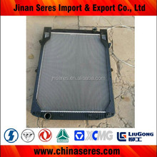 Factory direct sale ! all kinds of aluminum radiator for iveco