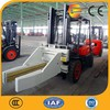 2015 Chinese Diesel Powered Forklift Concrete Block Clamp for Industrial