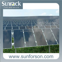 normal solar mounting brackets of quick solar with support beam