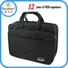 Fashion promotional spacious laptop bag