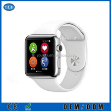 cheap and hot sales bluetooth IOS smart watch with 1.54 inch screen