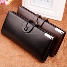 Genuine men's high quality leather wallet/bag